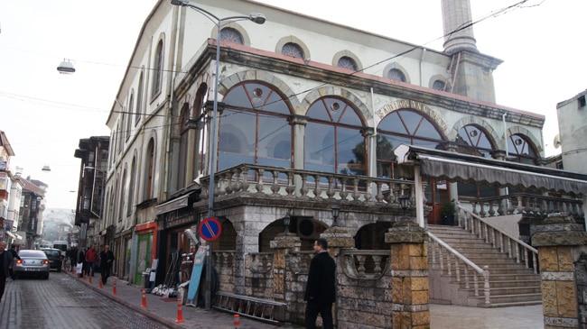 bartın cami halısı